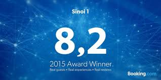Booking.com - 2015 Award Winner - Sinoi 1